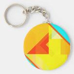 bipolar yellow keychains
