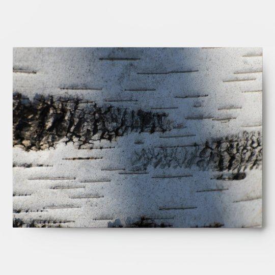Birch bark 1291 envelope