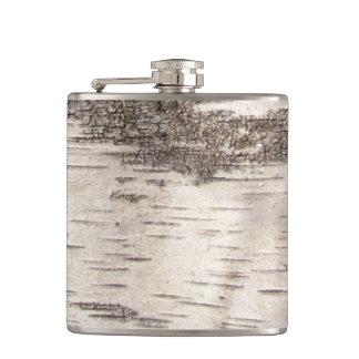 Birch Bark ~ flask