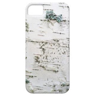 Birch bark iPhone 5 cover