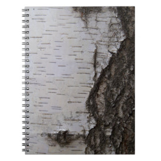 Birch Bark Notebook