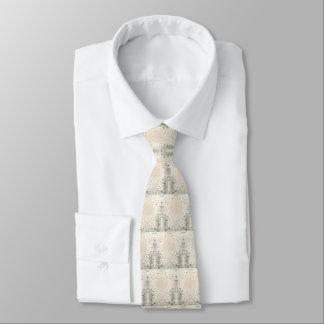 Birch Bark Pattern Lighter Tie