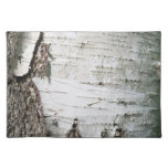 Birch bark placemats