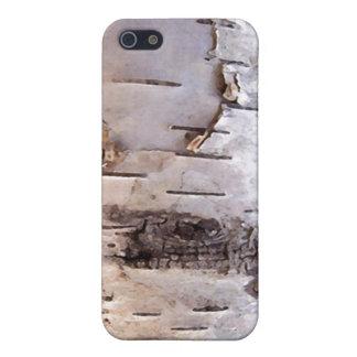 Birch Bark Speck Case