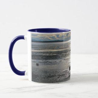 Birch Bay Tide Flats Mug