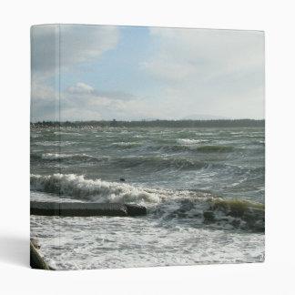 Birch Bay Wind Storm 3 Ring Binder