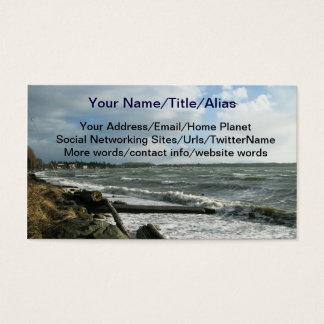 Birch Bay Wind Storm Business Card