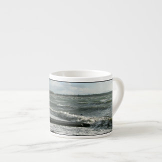 Birch Bay Wind Storm Espresso Cup