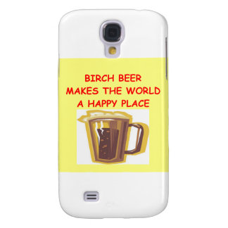 birch beer galaxy s4 case