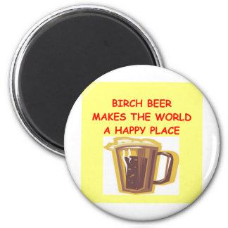 birch beer magnets