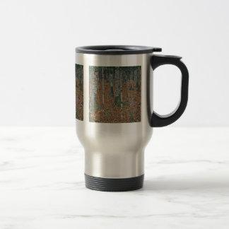 Birch By Klimt Gustav Travel Mug