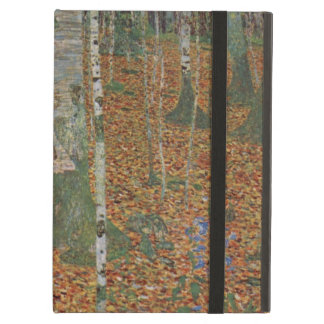 Birch Forest by Gustav Klimt, Vintage Art Nouveau Cover For iPad Air