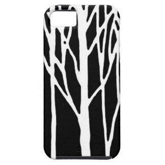 Birch Forest by Leslie Peppers iPhone 5 Cover