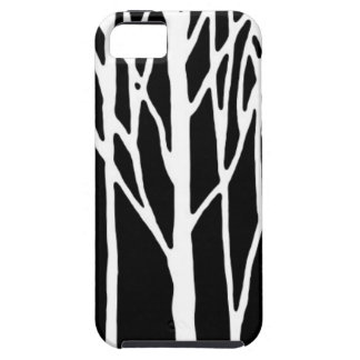 Birch Forest by Leslie Peppers iPhone 5 Case