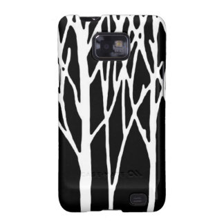 Birch Forest by Leslie Peppers Galaxy SII Cases