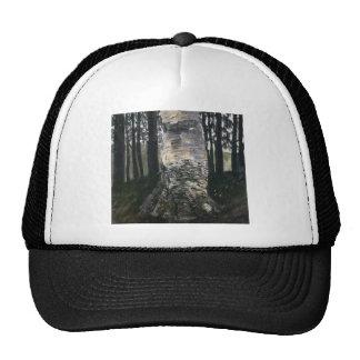 Birch in a Forest Trucker Hat