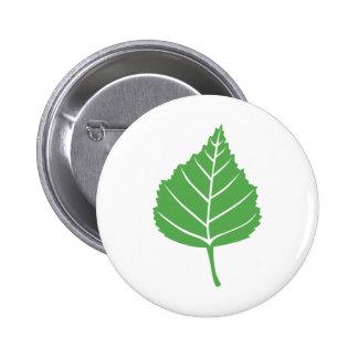 Birch Leaf Button 1