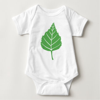 Birch Leaf Infant Baby Bodysuit