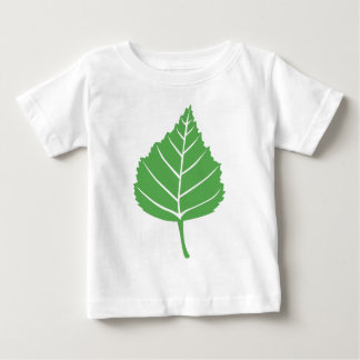 Birch Leaf Infant Baby T-Shirt
