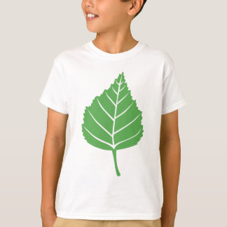 Birch Leaf Kids T-Shirt