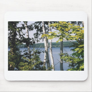birch mouse pad