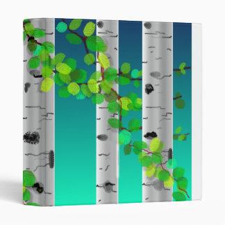 Birch Tree Binder