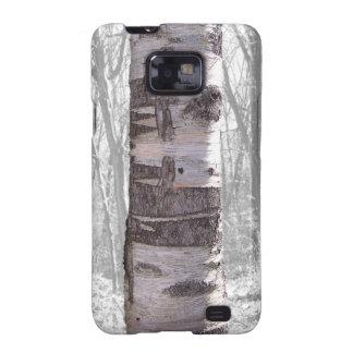 Birch Tree Samsung Galaxy Cases