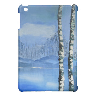 Birch Tree Case iPad Mini Case