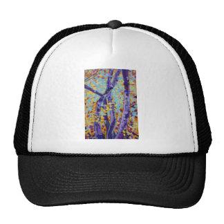 Birch Tree Painting Trucker Hat