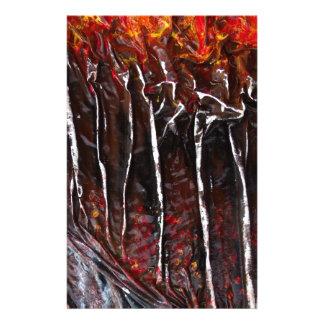 Birch tree stationery