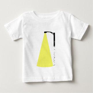 birch tree street lamp baby T-Shirt