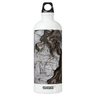 Birch Tree Yin and Yang Aluminum Water Bottle