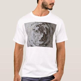 Birch Tree Yin and Yang T-Shirt