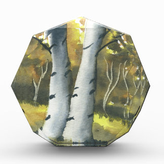 Birch Trees Award