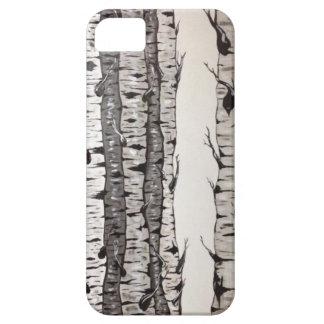 Birch Trees iPhone 5 Case