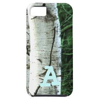 Birch Trees iPhone 5 Cases