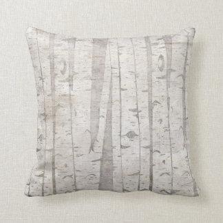 Birch Trees Pillows