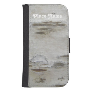 Birch Trees Phone Wallet Cases