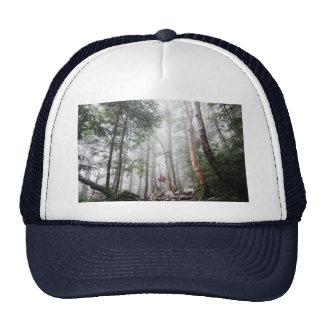 birch trucker hat