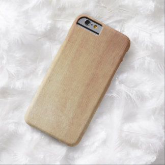 Birch Wood Barely There iPhone 6 Case
