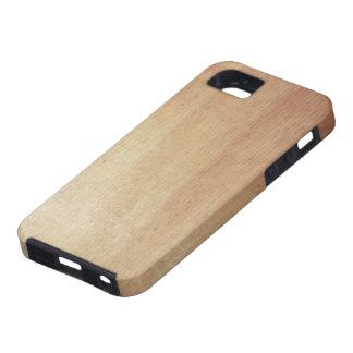 Birch Wood Print iPhone 5 Covers