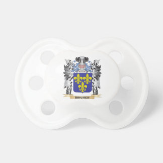Bircher Coat of Arms - Family Crest BooginHead Pacifier