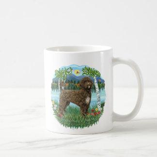 Birches - Brown Portie 2 Mug