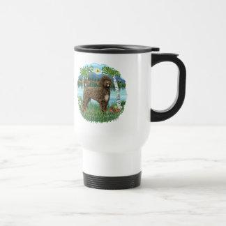 Birches - Brown Portie 2 Coffee Mug