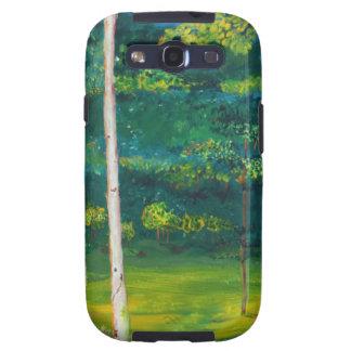 Birches Galaxy S3 Cover