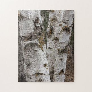 Birches Jigsaw Puzzle