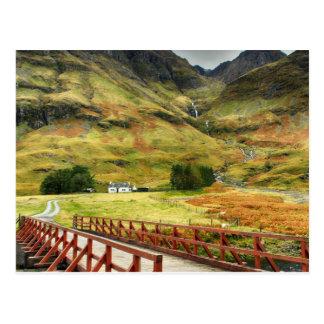 Birchwood Farmstead Postcard