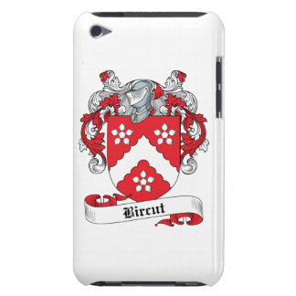 Bircut Family Crest iPod Touch Cover