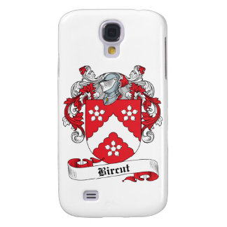 Bircut Family Crest Samsung Galaxy S4 Cases
