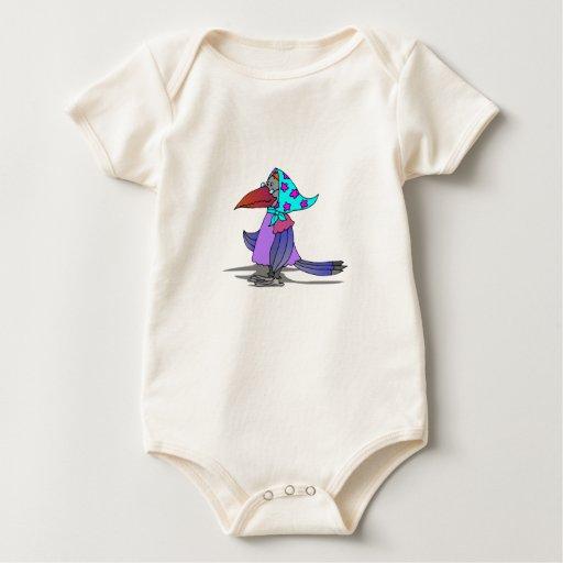 bird296 mameluco de bebé